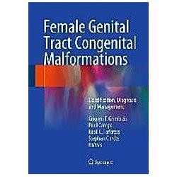 Female Genital Tract Congenital Malformations - Buch