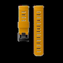 Suunto - 24 Div 1 - Armband - Silicone Strap - Amber Black M