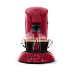 Philips Senseo HD6554/90 Kaffeemaschinen - Rot