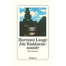 Die Waldsteinsonate. Hartmut Lange  - Buch