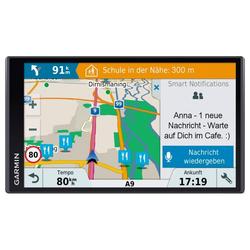Garmin DriveSmart 61 LMT-D EU - Mobiles Navigationsgerät - schwarz Navigationsgerät