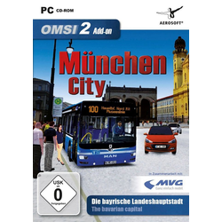 OMSI 2 Add-on München City PC