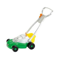 Klein Spielzeug-Gartenset RASENMÄHER+GRASFANG