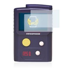 BROTECT Schutzfolie für Swissphone RES.Q, (2 Stück), Folie Schutzfolie klar