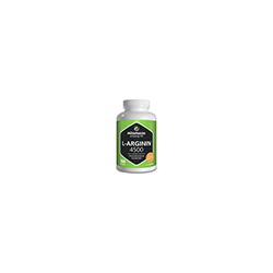 L-ARGININ HOCHDOSIERT 4.500 mg Kapseln 360 St