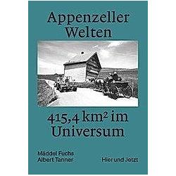 Appenzeller Welten  m. 2 Audio-CDs - Buch