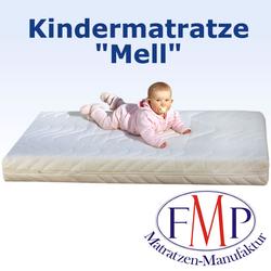 Kindermatratze Kinderbettmatratze Einstiegskante Matratze 70x140 cm