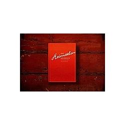 Das Heimatlon - Kochbuch - Buch