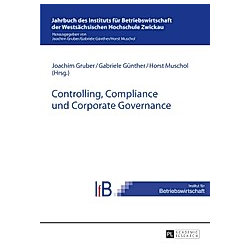 Controlling  Compliance und Corporate Governance - Buch