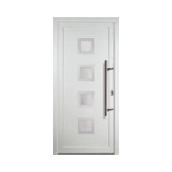 JM Signum PVC Model 84, innen: weiß, außen: weiß, Breite: 98cm, Höhe: 208cm, Öffnungsrichtung: DIN