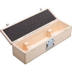 Holzkasten für Prüfdorne KEMMLER