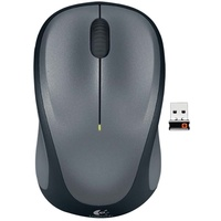 Logitech M235 Wireless Mouse silber (910-002203)