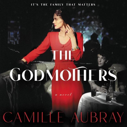 The Godmothers als Hörbuch CD von Camille Aubray