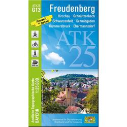 Freudenberg 1 : 25 000