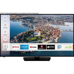 Hanseatic 50H500UDS LED-Fernseher (126 cm/50 Zoll, 4K Ultra HD, Smart-TV, HDR10)