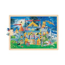 goki Puzzle Einlegepuzzle Märchenstunde, Puzzleteile