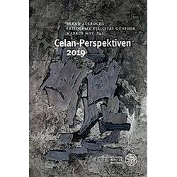Celan-Perspektiven 2019 - Buch