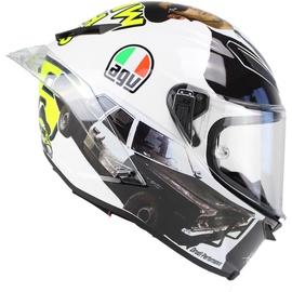 AGV Pista GP R Misano 2016 Rossi Blues Brother
