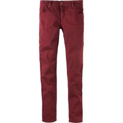 Hose Skinny, rot, Gr. 152 - 152 - rot