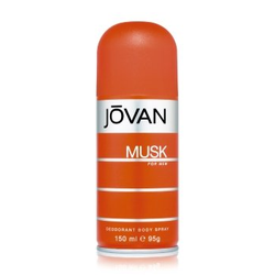 Jovan Musk For Men dezodorant w sprayu  150 ml