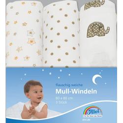 Mull-Windeln Alvi