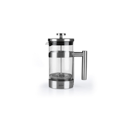 BEEM Kaffeebereiter, 1l Kaffeekanne, FRENCH PRESS Kaffeebereiter 1 l