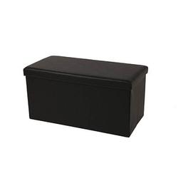 Echtwerk SeatBox Sitztruhe schwarz