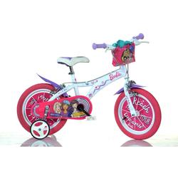 Dino BIkes Kinderfahrrad 16 Zoll Barbie Kinderfahrrad Kinderrad Fahrrad Spielrad Kinder 16