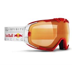 Infiniti Red Bull Racing Skibrille Rascasse 007 metallic red