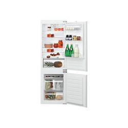 BAUKNECHT Einbaukühlschrank KGIL18F2P, 177 cm hoch, 55.7 cm breit