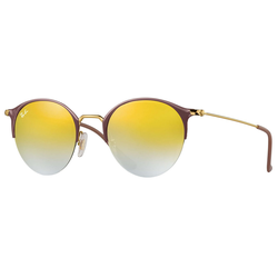 Ray Ban   RB 3578 9011A7 50/22 Gold Top Turtle