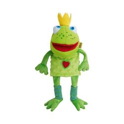 Haba Handpuppe Handpuppe Froschkönig