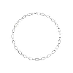 JOBO Collier, 925 Silber mit 154 Zirkonia 45 cm