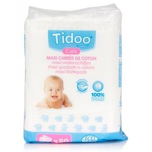 Tidoo Maxi Wattepads 50Stk