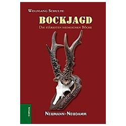 Bockjagd. Wolfgang Schulte  - Buch