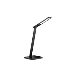 Wofi LED-Tischleuchte Axel in schwarz