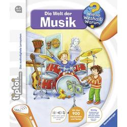 Ravensburger tiptoi® Die Welt der Musik TIPTOI® DIE WELT DER MUSIK 32902