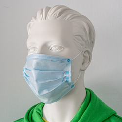 5 Stück Einweg Mund-Nase-Alltagsmasken