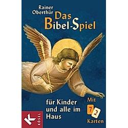Das Bibel-Spiel für Kinder und alle im Haus (Kartenspiel)