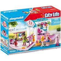 Playmobil City Life Fashion Design Studio 70590