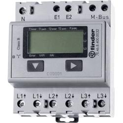 Finder 7E.46.8.400.0032 Drehstromzähler digital 65A MID-konform: Ja 1St.