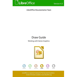 LibreOffice 4.3 Draw Guide als Buch von Libreoffice Documentation Team