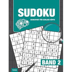 Sudoku Band 2: Buch von