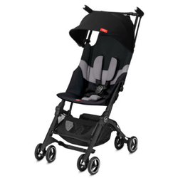 gb GOLD Buggy Pockit+ All Terrain - Velvet Black