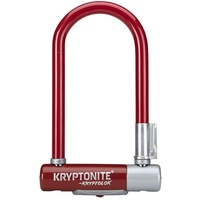 Alcon Kryptonite KryptoLok Mini 7 Bügelschloss merlot 2019 Bügelschlösser
