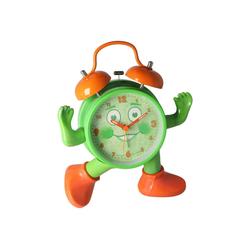 AccuCell Kinderwecker ABC spielerisch die Uhrzeit lernen, Ticki Tack der