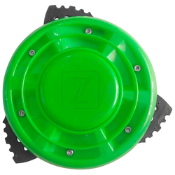 ZIPPER Motorsensenmesser ZI-BR3, Ø 25,4 cm, für Motorsensen