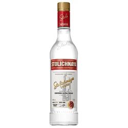 Stolichnaya Vodka 40% 0,5l