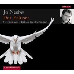 Der Erlöser als Hörbuch CD von Jo Nesbø