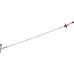 Meister Werkzeuge 800392 Federarm-Pinzette groß Federarmpinzette